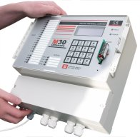 The M30 Autodialler is designed for the monitoring and remote notification of alarms from remote sites.